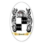 Pascall Sticker (Oval)