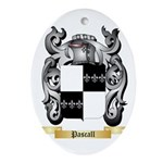 Pascall Oval Ornament