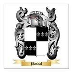 Pascal Square Car Magnet 3