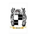 Pascal Sticker (Rectangle 50 pk)