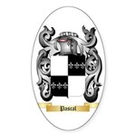 Pascal Sticker (Oval 50 pk)