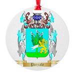 Parziale Round Ornament