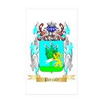 Parziale Sticker (Rectangle 50 pk)