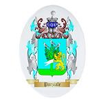 Parziale Oval Ornament