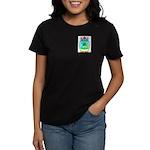 Parzaghi Women's Dark T-Shirt