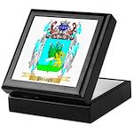 Parzaghi Keepsake Box