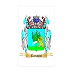 Parzaghi Sticker (Rectangle 50 pk)