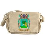 Parzaghi Messenger Bag