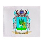 Parzaghi Throw Blanket