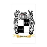 Paruetot Sticker (Rectangle 10 pk)