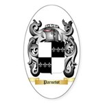 Paruetot Sticker (Oval 50 pk)