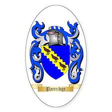 Partridge Sticker (Oval)