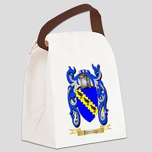 Partridge Canvas Lunch Bag