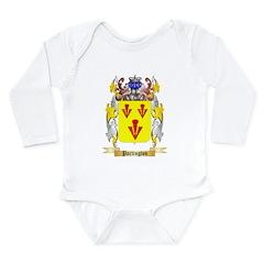 Partington Long Sleeve Infant Bodysuit