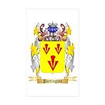 Partington Sticker (Rectangle 50 pk)