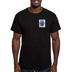 Parsonson Men's Fitted T-Shirt (dark)