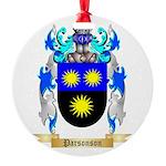 Parsonson Round Ornament
