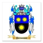 Parsonson Square Car Magnet 3