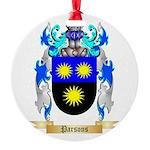 Parsons Round Ornament