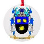 Parson Round Ornament