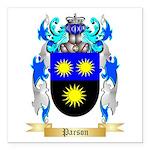 Parson Square Car Magnet 3