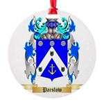 Parslow Round Ornament