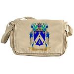 Parsley Messenger Bag
