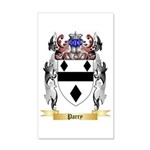 Parry 35x21 Wall Decal
