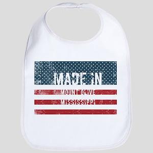 Made in Mount Olive, Mississippi Baby Bib
