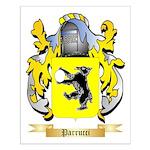 Parrucci Small Poster
