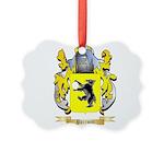 Parrucci Picture Ornament