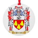 Parrott Round Ornament