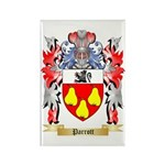 Parrott Rectangle Magnet (100 pack)