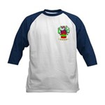 Parriss Kids Baseball Jersey