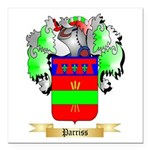 Parriss Square Car Magnet 3