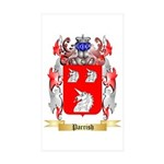 Parrish Sticker (Rectangle 50 pk)