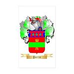 Parris Sticker (Rectangle 50 pk)