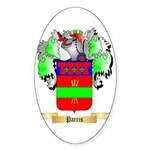Parris Sticker (Oval 10 pk)