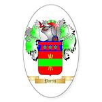 Parris Sticker (Oval 50 pk)