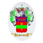 Parris Oval Ornament