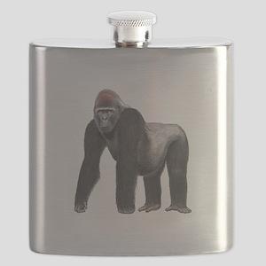 SILVERBACK Flask