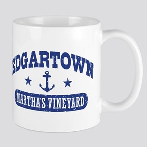 Edgartown Martha's Vineyard Mug