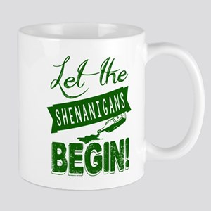 Funny St Patricks Day Irish Mugs