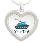 Personalizable Cruise Ship Necklaces