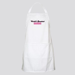 World's Greatest Yaya (1) BBQ Apron