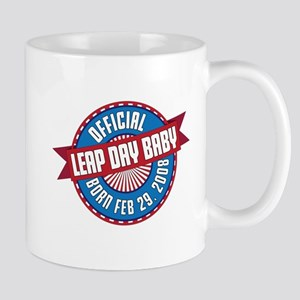 Leap Day Baby Mugs