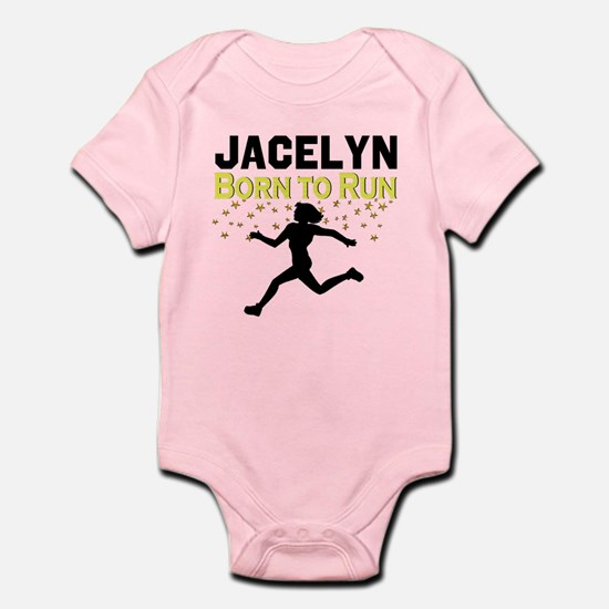 TRACK AND FIELD Infant Bodysuit