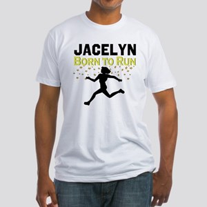 TRACK AND FIELD Fitted T-Shirt