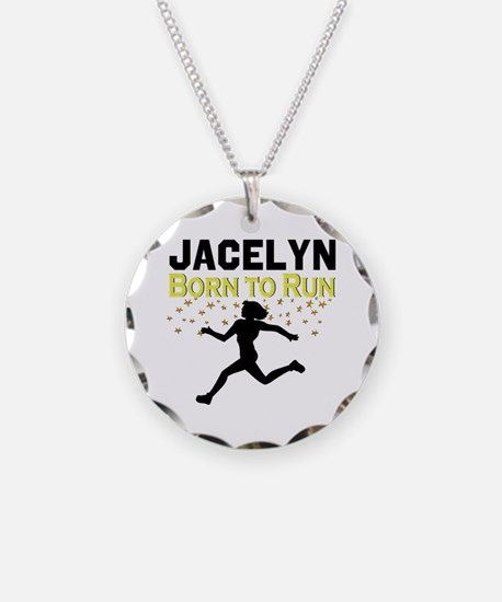 TRACK AND FIELD Necklace