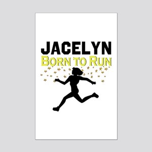 TRACK AND FIELD Mini Poster Print